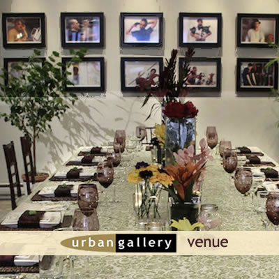 Urban Gallery VENUE - opens in a new window